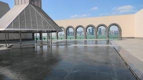 Museum van Islamitisch art stock footage
