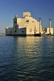 Museum van Islamitische Kunst, Doha, Qatar royalty-vrije stock foto's