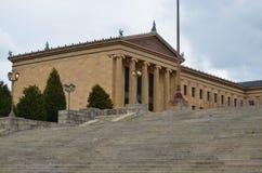 Museum van kunst in Philadelphia Stock Foto