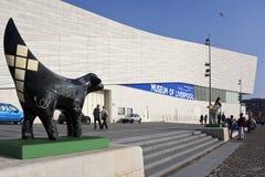 Museum van Liverpool - het Verenigd Koninkrijk Royalty-vrije Stock Afbeelding