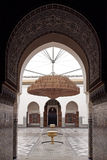Museum van Marrakech. Royalty-vrije Stock Afbeeldingen