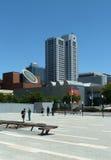 Museum van Moderne Kunst, SF Stock Afbeeldingen