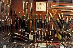 Museum van oorlog in Porto DE Galinhas Royalty-vrije Stock Foto