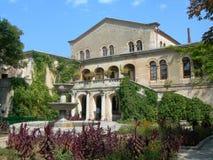 Museum van oude Chersonesus stock fotografie