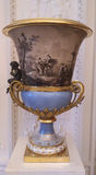 Museum vase Royalty Free Stock Images