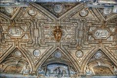 museum vatican royaltyfri foto
