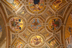The Museum of Vatican Royalty Free Stock Photography