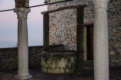 Museum of Verucchio (Rimini), Italy. View of outdoor of museum of Verucchio (Rimini), Italy Royalty Free Stock Images
