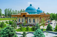 The Museum of victims of political repression in Tashkent Royalty Free Stock Photos