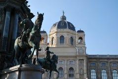 museum vienna Arkivfoto