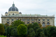 Museum of Vienna Royalty Free Stock Photos