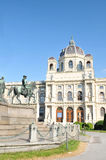 Museum in Vienna, Austria Royalty Free Stock Images