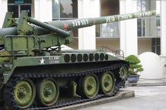 Museum Vietnam för militär historia arkivfoto