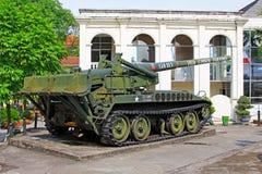 Museum Vietnam för militär historia, Hanoi Vietnam arkivbilder