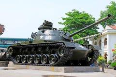 Museum Vietnam för militär historia, Hanoi Vietnam arkivbild