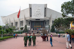 Museum in Vietnam Stock Images