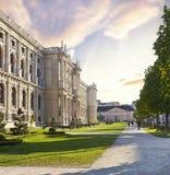 Museum von Art History in Wien - Österreich stockfotos