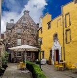 Museum von Edinburgh Stockbilder
