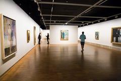 Museum von Edvard Munch in Oslo stockbilder