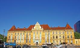 Museum von Künsten und von Handwerk, Zagreb Lizenzfreies Stockfoto