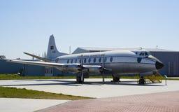 Museum von Luftfahrt in Istanbul lizenzfreie stockbilder