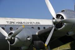Museum von Luftfahrt in Istanbul lizenzfreie stockfotos