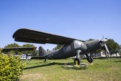 Museum von Luftfahrt in Istanbul lizenzfreies stockfoto