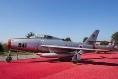 Museum von Luftfahrt in Istanbul lizenzfreies stockbild