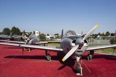 Museum von Luftfahrt in Istanbul stockfoto