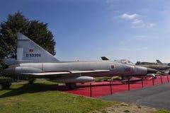 Museum von Luftfahrt in Istanbul stockfotografie