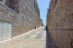 Museum von modernem und zeitgenössischem Art Museu Berardo in Lissabon stockfoto