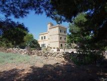 Museum von Mozia Stockfotos