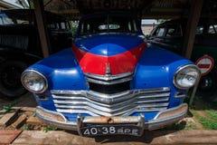 Museum von Retro- Autos: GAZ-M20 Pobeda stockbilder