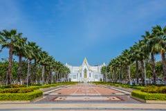 Museum Wat Tha Sung royaltyfri fotografi