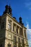 Museum of West Bohemia in Pilsen, Old architecture, Pilsen, Czech Republic Royalty Free Stock Photo