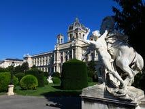 Museum Wiens Naturhistorisches Stockfotos