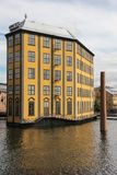 Museum of Work. Industrial landscape. Norrkoping. Sweden Stock Photo