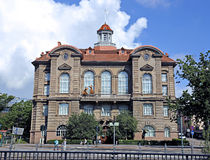 Museum of Zoology in Helsinki Royalty Free Stock Image