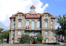Museum of Zoology in Helsinki Royalty Free Stock Photography