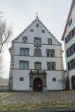 The Museum zu Allerheiligen in Schaffhausen Royalty Free Stock Photo