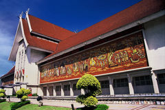 museumnational Royaltyfri Fotografi