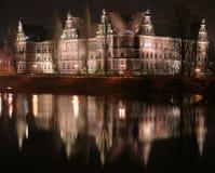 museumnational Royaltyfri Foto
