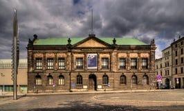 museumnational poznan Arkivfoto