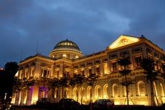 museumnational singapore fotografering för bildbyråer