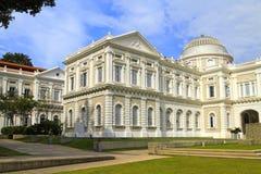 museumnational singapore Royaltyfria Foton