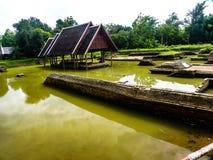 Museumplaats van Chang-MAI Thailand Stock Foto