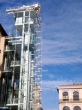 MuseumReinaSofia. MNCARS National museum of art Reina Sofia in Madrid Royalty Free Stock Image