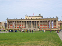 Museums island in Berlin Stock Photo
