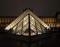 Museums-Louvre Stockbild
