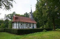Museumsdorf storico Cloppenburg Germania, Europa immagine stock libera da diritti